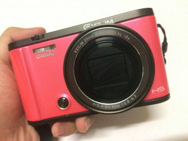 Casio  EX-ZR3500美顏相機